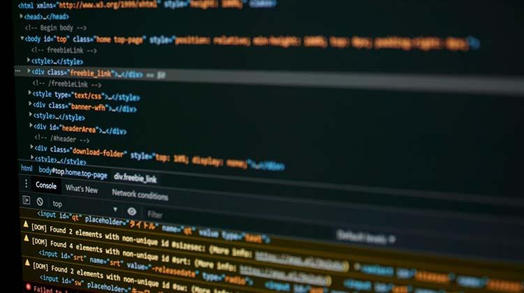 HTMLとCSSで1からホームページ作成