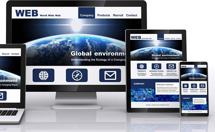 目的・用途で異なるホームページの種類と特徴