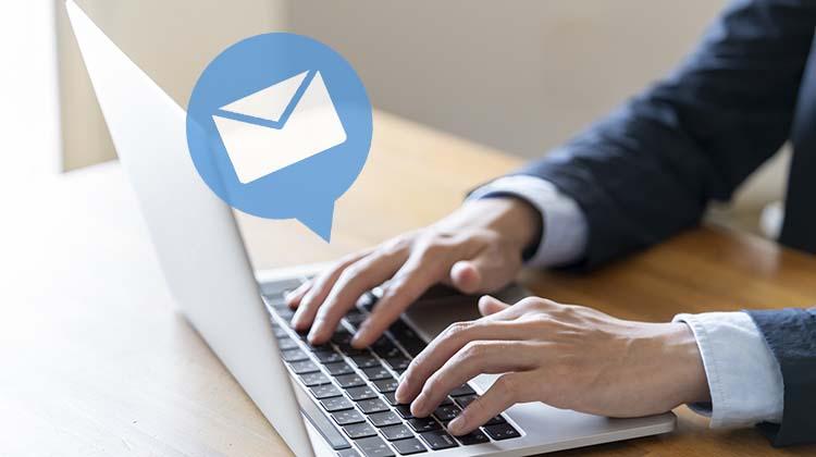 安心のメールサポート