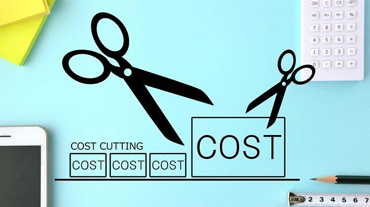 ホームページ運営コストを抑える事ができる